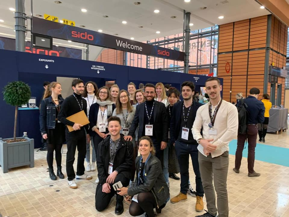 Coaching de l'équipe Social Media au SIDO 2019