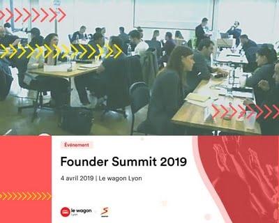 Read more about the article Retour sur le Founder Summit 2019