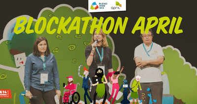 Blockathon April, la suite…