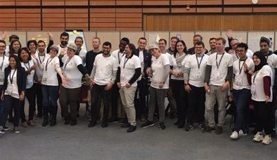 Le hackathon dédié à la blockchain, notre retour d'expérience