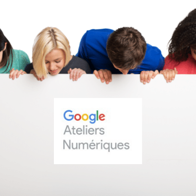 Read more about the article Formations – Google Ateliers numériques